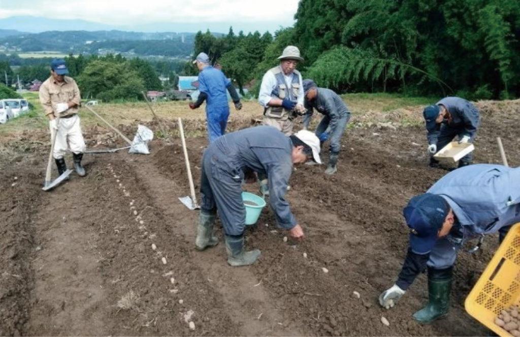 14区営農環境保全会(平泉町長島)